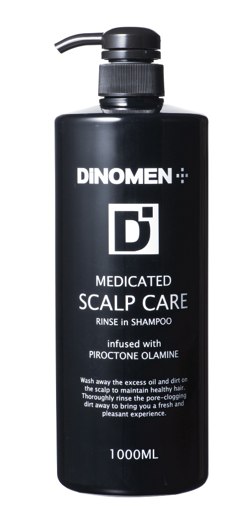 MEDICATED SCALP CARE RINSE IN SHAMPOO (薬用スカルプケアリンスインシャンプー)1000ml