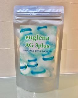 euglena AG3plus ユーグレナAG3プラス 詰替